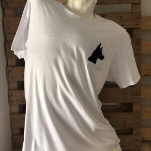 Camiseta blanca Dante.